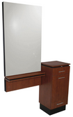 Collins 4405-48 QSE Styling Station with Mirror