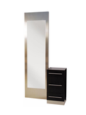 Belvedere Grand Luxor Styling Station with Mirror (Q00635 /Q00636)
