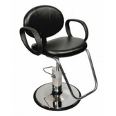 Collins 1700 QSE Berra Hydraulic Styling Chair