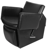 Collins 69ES Cigno 59 Electric Shampoo Chair with Kickout Legrest
