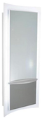 Collins 6601-33 Kurve Wall-Mounted Mirror Single Station