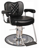 Collins 8070S QSE Metro Men's Styling Chair