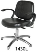 Collins 1430L Massey Lever Control Shampoo Chair
