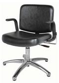 Collins 1530L Monte Lever Control Shampoo Chair
