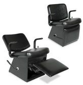 Collins 1550L Monte Lever Control Shampoo Chair with Legrest