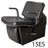 Collins 15ES Monte Electric Shampoo Chair with Legrest