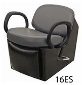 Collins 16ES Kiva Electric Shampoo Chair with Legrest