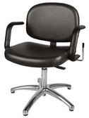 Collins 1930L Jaylee Lever Control Shampoo Chair