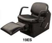 Collins 19ES Jaylee Electric Shampoo Chair with Legrest