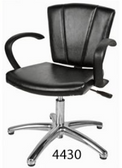 Collins 4430 Sean Patrick Spring Control Shampoo Chair