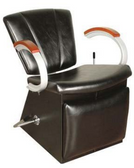 Collins 9751L Vanelle Lever Control Shampoo Chair with Legrest