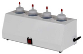 Whitehall EBW-4-EG10 Four-Bottle Warmer