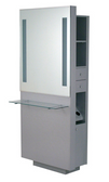 Belvedere OP252 Opal Single Station with Shelf