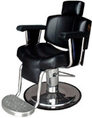 Collins 9010 QSE Continental Barber Chair