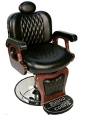 Collins 9060 QSE Commander II Barber Chair