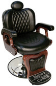 Collins 9050 QSE Commander I Barber Chair