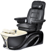 Pibbs PS60-6 Siena Turbo Jet Pedicure Spa with Vibration Massage Chair