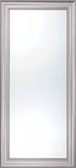 Pibbs 8819 Classic Mirror with Gray Frame