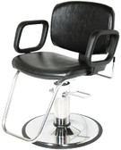 Collins 1810C QSE All Purpose Hydraulic Styling Chair