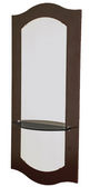 Collins 3356-36 Keaton Wall Mounted Mirror Panel with Keaton Mirror and Ledge