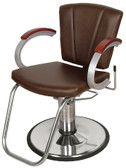 Collins 9711 QSE Vanelle SA All Purpose Hydraulic Styling Chair