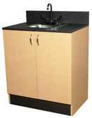 "Collins 3373-32 Organizer 32"" Sink Cabinet with Sink"