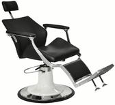Belvedere Maletti S4U Kami Unisex Barber Chair