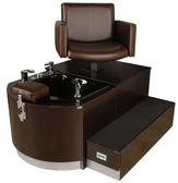 Collins 4436P Cigno Pipeless Pedicure Spa Unit