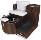 Collins 4438P Kelsey Pipeless Pedicure Spa Unit