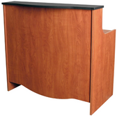 Collins 3346-45 Cameo Reception Desk