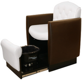 Collins 2565 Ashton Plumbing Free Club Pedicure Spa