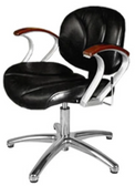 Collins 5530L Belize Lever Control Shampoo Chair