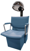 Collins 7820D Aluma Dryer Chair with Dryer