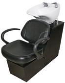 Collins 86AOS Corivas Add On Shampoo Shuttle with Tilting Porcelain Bowl