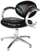 Collins 9130L Silhouette Lever Control Shampoo Chair