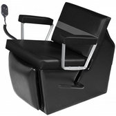 Collins 98ES Taress Electric Shampoo Chair with kickout legrest