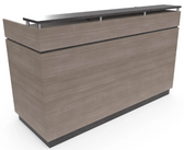 Collins 111203 St. James Standing Reception Desk