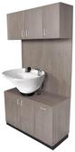 Collins 638-42 TSB Sidewash Shampoo