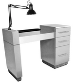 Collins 5728-48 Fifth Ave Manicure Nail Table
