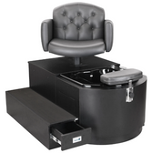 Collins 4440P Ashton Pipeless Pedicure Spa Unit