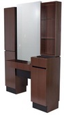 Collins 470-63 Reve Back-to-Back Retail Styling Island Station