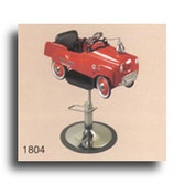 Pibbs 1804 Fire Truck Child's Chair