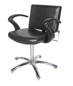 Jeffco 698.3.L Eclipse Lever-Control Shampoo Chair