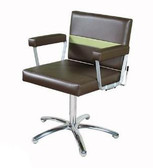 Collins 9830L Taress Lever Control Shampoo Chair