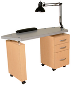 Collins 804-48 Soho Nail Table