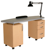 Collins 804-60 Soho Nail Table
