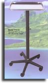 Kayline PT310 Adjustable Rolling Chemical Service Tray