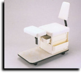 Kayline 509 Deluxe Pedicure Pal w/Backrest