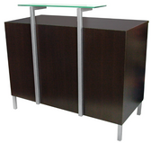 Collins 951-48 Enova Due Standing Reception Desk
