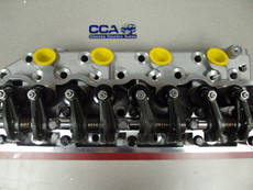 4D56 complete new cylinder head (protruding valve) Early style